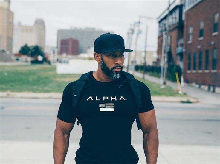 Alpha USA/CANADA Workout T Shirt