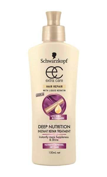 Schwarzkopf Extra Care Shea Cashmere Instant Repair Treatment 150ml