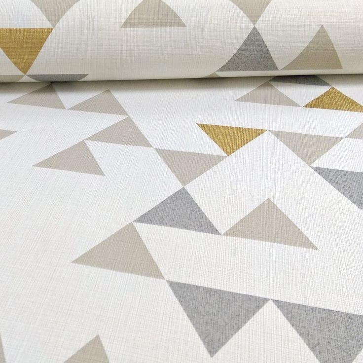 11 best Tapeten images on Pinterest Wall papers, Wallpaper and - goldene tapete modern design