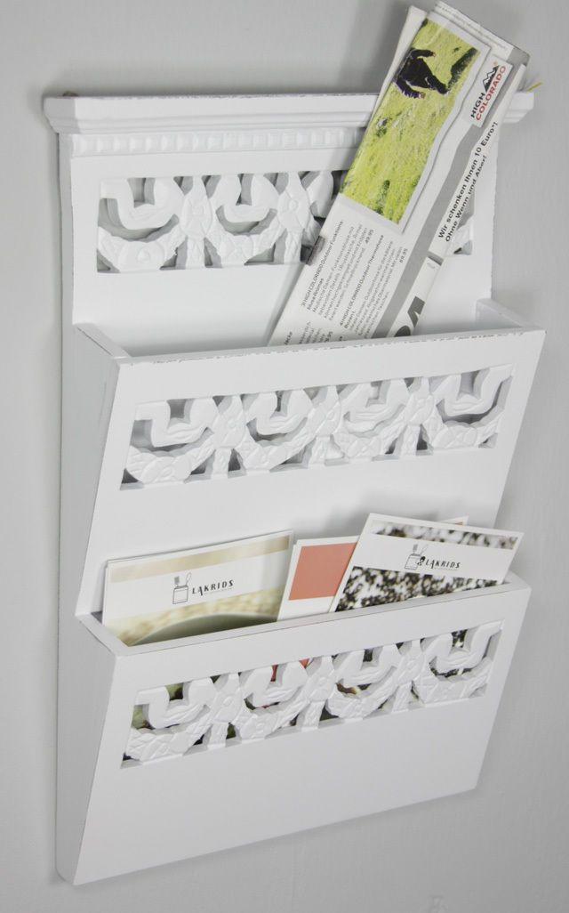 die besten 25 zeitungshalter wand ideen auf pinterest toilette an der wand h ngend was tun. Black Bedroom Furniture Sets. Home Design Ideas