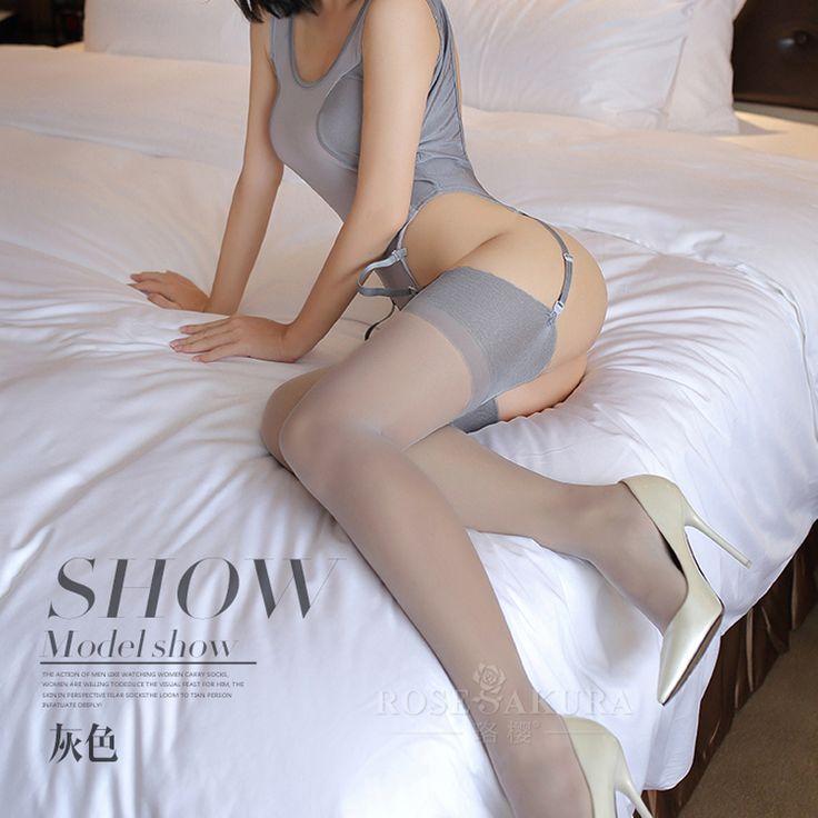 1pair/lot wide rib top cuff Womens sexy stockings,Transparent Silk Stocking hose,Pantyhose Leggings meia,sexy lingerie #Affiliate