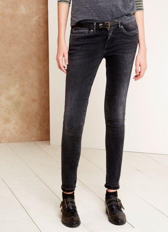 Obcisłe spodnie PIXIE