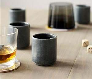 Soapstone is a true whiskey drinkers best friend. Used for centuries by the Scandinavians it quickly and efficiently cools your drink in seconds to provide you with the best taste and smoothness possible. Much like the whiskey ice cube stones, these whiskey stone shot glasses are composed of the same natural occurring material that makes…