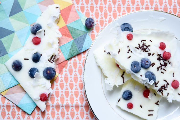 KIDS: Yoghurt Chunks