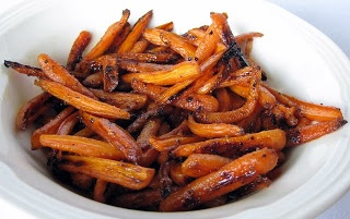 Sugar-Glazed Roasted Carrots - same recipe as found in Cooks Country ...