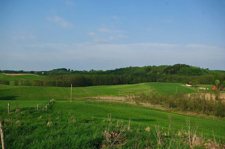 #Działka w #Wodziłkach.  Zamieszkaj w sercu #Suwalskiego Parku Krajobrazowego.