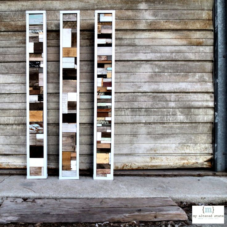 Reclaimed Wood - An Experience in Reclaiming; Part Two. - MyAlteredState