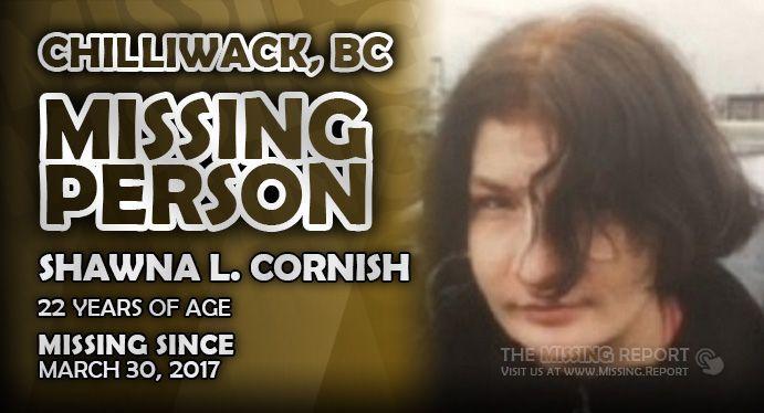 British Columbia Missing Report - #Chilliwack #Missing #MissingPerson #MissingPeople #MissingCanada #BCMissing #MissingBC #BritishColumbia #BC - http://sha-re.me/l20f