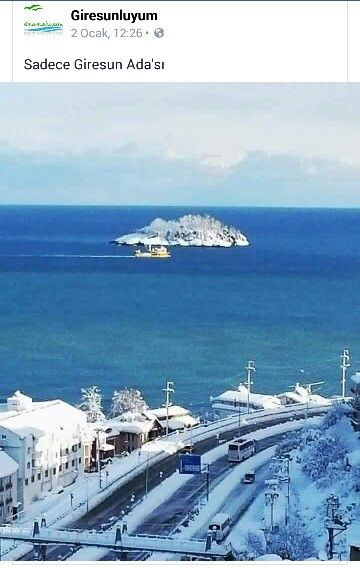 Giresun #Black Sea #Turkey