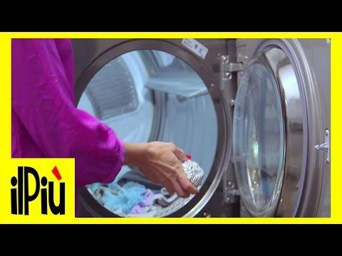 L'incredibile trucco della pallina di alluminio nella lavatrice | Tre43.it Riduzione dell'elettricità statica. Sostituisce  AMMORBIDENTE. Durata 1 anno.