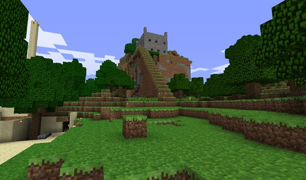 Why Minecraft is more than just another video game: BBC News discussion about the potential for learning computer science concepts through Minecraft.