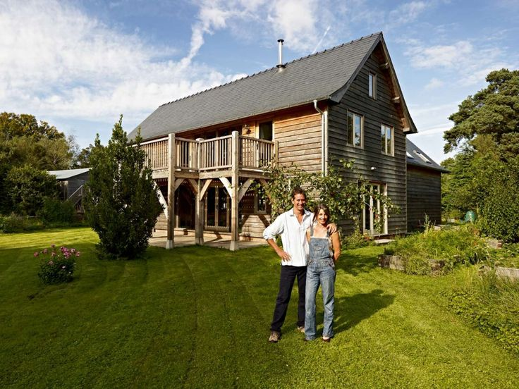 Amazing Low Cost Self Build - Homebuilding & Renovating