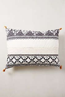 Anthropologie - Enmore Embroidered Shams