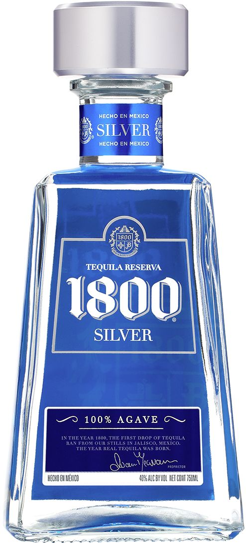 1800® Tequila | Silver