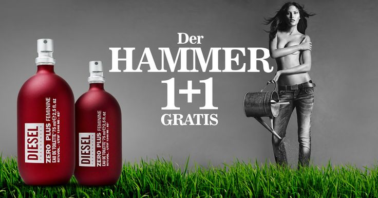 AKTION - DIESEL ZERO PLUS - 2 zum Preis von 1 ! Nur auf www.brasty.de ;-) #parfüm #diesel #instagood #instagram #instacool #perfume #duft #HashTags #parfüm #perfume #duft #fragrance #eaudetoilette #eaudeparfum #life #lifestyle #original #label #boss #dolcegabbana #calvinklein #emporioarmani #chanel #paco #pacorabanne #giorgioarmani #dkny #versace #gucci #lalique #givenchy