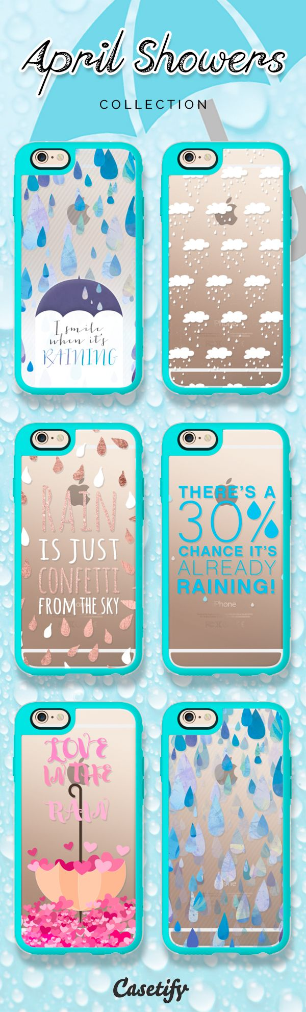 April showers bring May flowers. Take a look at these cases on our site now! https://www.casetify.com/artworks/Fc3o1vfMUW | @casetify