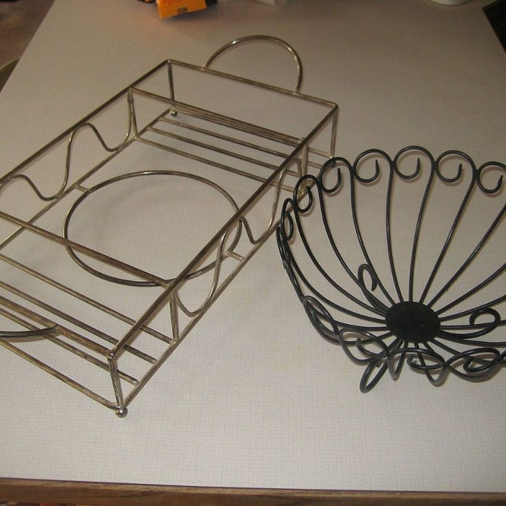 DIY Hanging Pot/pan Rack