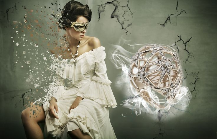 H.Stern Ring Copernicus Noble Gold Diamonds  #HStern #Badort #Noblegold #Ring #Diamonds