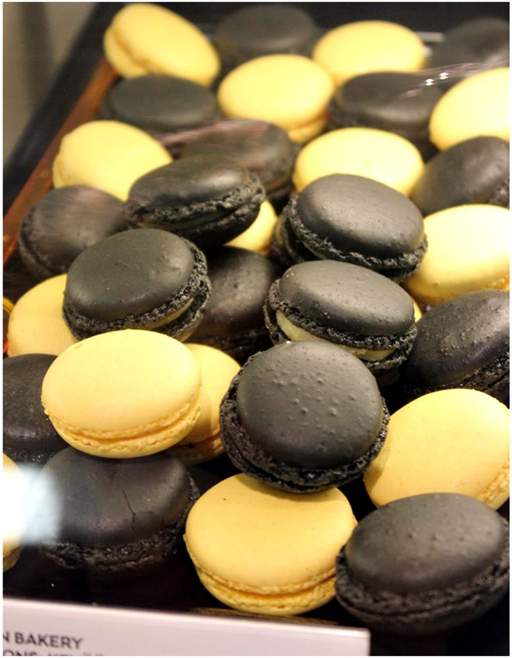 Macarons in Stockmanns Herkku