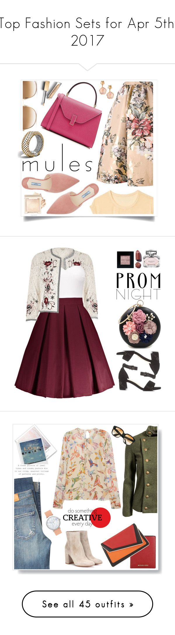 """Top Fashion Sets for Apr 5th, 2017"" by polyvore ❤ liked on Polyvore featuring Fendi, John Hardy, Gap, Valextra, Chloé, Prada, Pasquale Bruni, Burberry, River Island and Bobbi Brown Cosmetics"