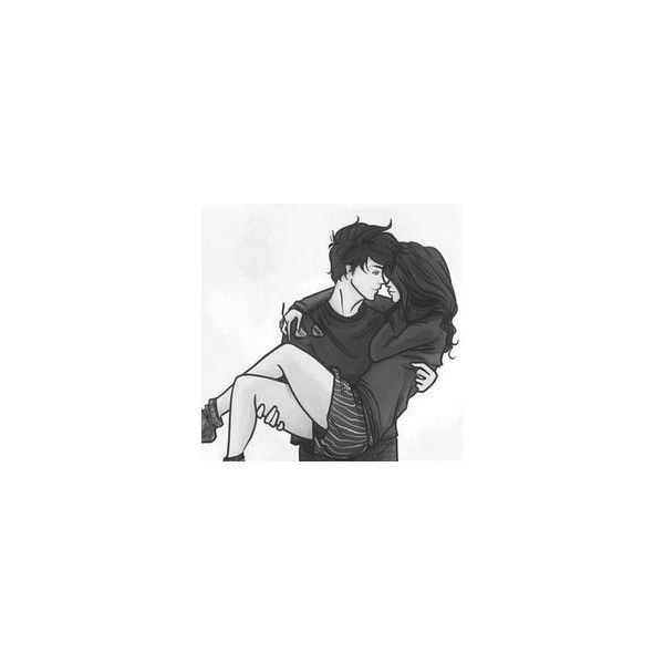 Anime Couple Sleeping ❤ liked on Polyvore featuring anime, anime pics and love