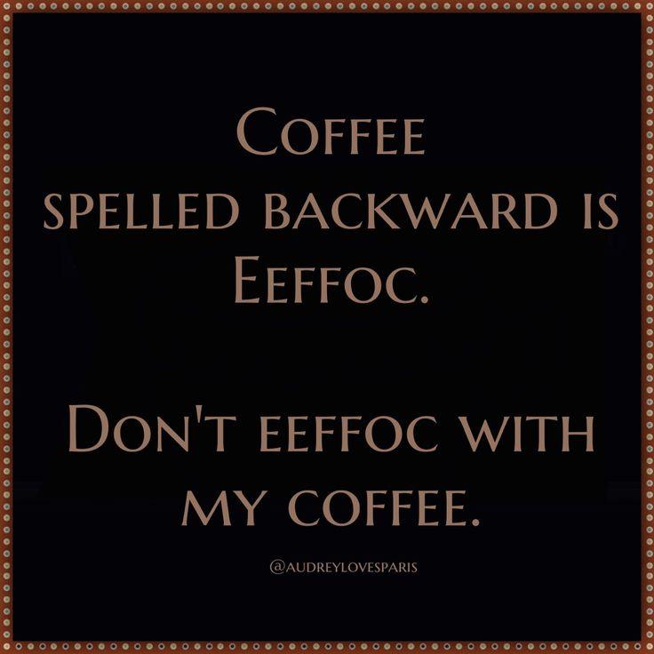 Coffee ~ C