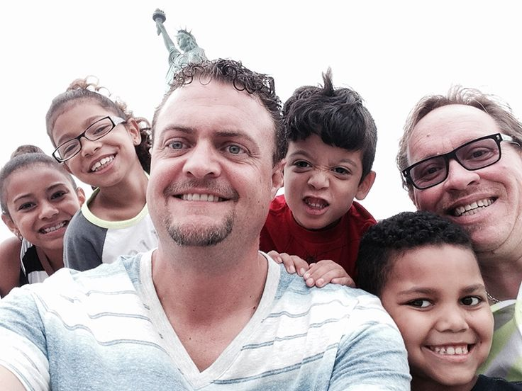(RNS) Two decades ago Paul Sautter-Walker left because he felt the church rejected him when he came out as gay. Now, at 37, with a husband and four children, he wonders whether his return to the church of his youth was ill-fated to begin with.
