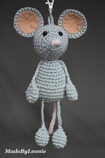 little mouse  (patroon harde schijf)