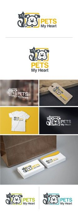 Create logo for an online pet store by Ipastva