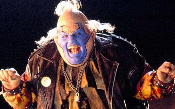The Clown (a.k.a. Violator), Spawn. 24 more of the scariest clowns here: http://www.ew.com/ew/gallery/0,,20302134_20860453,00.html