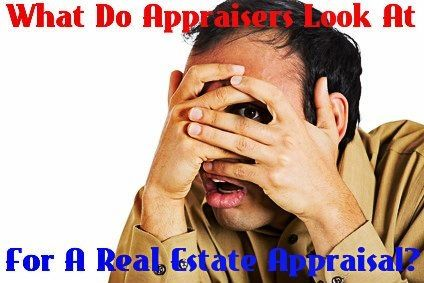 What+Do+Appraisers+Look+at+During+a+Real+Estate+Appraisal