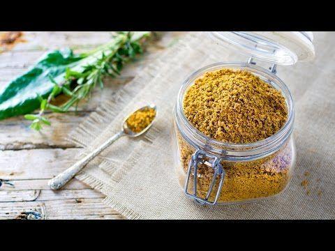 Dado granulare fatto in casa | Ricetta facile - Il Goloso Mangiar Sano