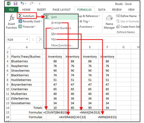 236 best Excel tips images on Pinterest Computer science, Computer - spreadsheet formulas