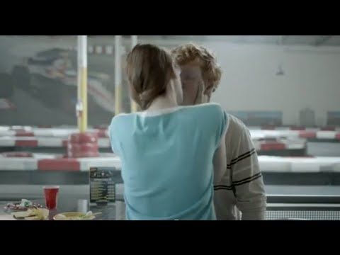 """Laura Spencer - Skittles Commercial  """"French the rainbow"""""""