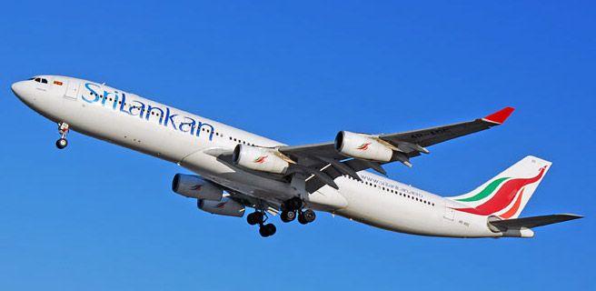 SriLankan Airlines flies to Vietnam