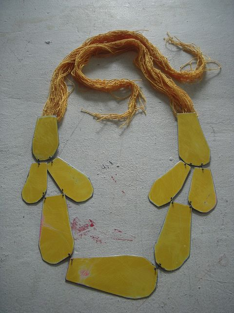 necklace by Amy Tavern