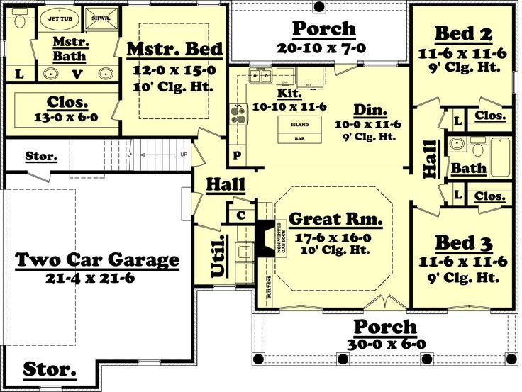 Best 25 Large floor plans ideas on Pinterest Family house plans