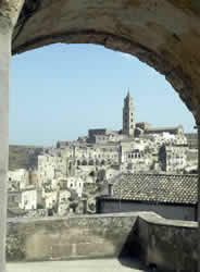 Blog with a walking tour of Matera, Italy