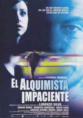 De cine no Esquío: El alquimista impaciente