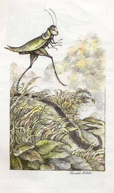 Grasshopper on the Road (Arnold Lobel)