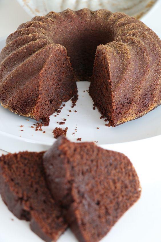 Saftig mjuk chokladkaka