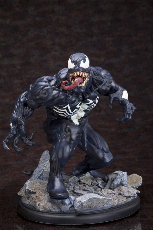 Amazing Spider-Man Fine Art Statue 1/6 Venom Unbound 26 cm