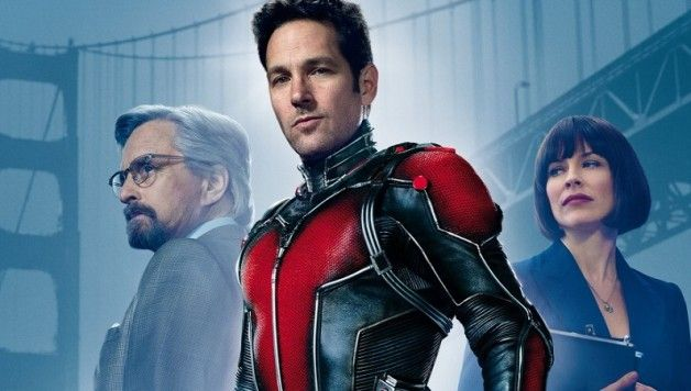 Renowned for Sound reviews 'Ant-Man'