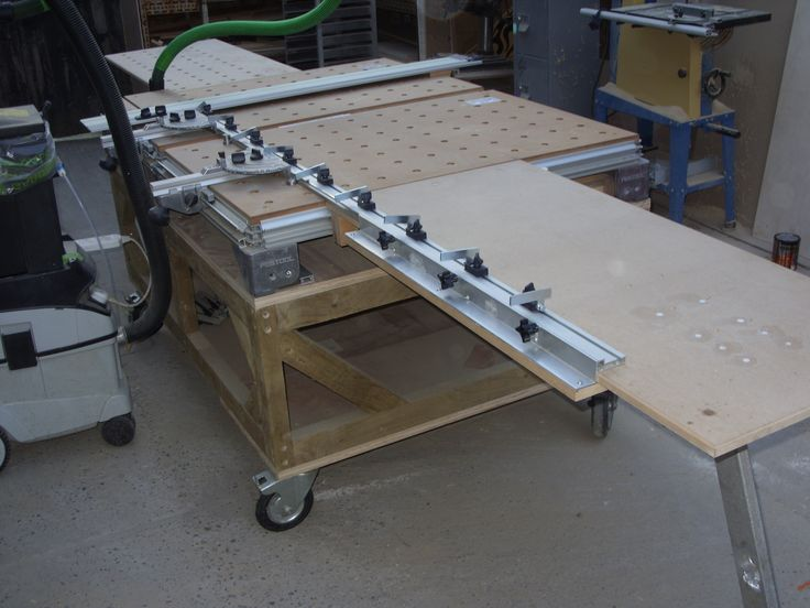 1000 images about mft table on pinterest workbenches for Table festool