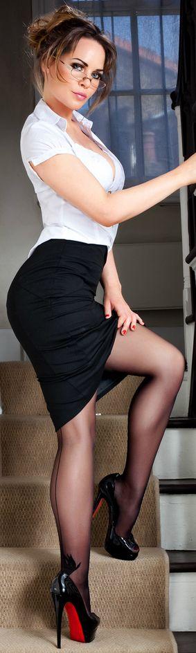High heels and stocking fetish tampa