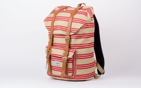 The Little America signature backpack from Herschel. What do you think?