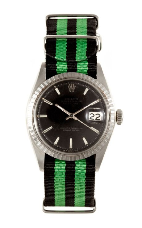 Shop 1967 Rolex Stainless Steel Datejust With Box And Papers by CMT Fine Watch and Jewelry Advisors - Moda Operandi
