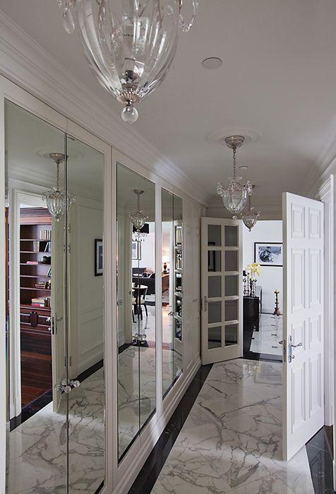 холл коридор: фото дизайна интерьера - автор Тажетдинова Виктория