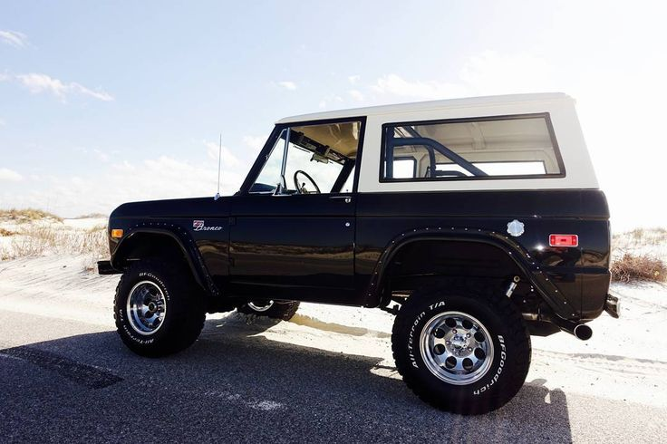 This 1976 Bronco restoration can take you anywhere. #classicfordbronco #classic #earlybronco #vintagebronco #fordbronco #Ford #bronco #fordsofinstagram #earlybroncodrivers #fordtruck #fordracing #4x4 #shoplife #broncolife #pensacola #pensacolabeach #velocityrestorations