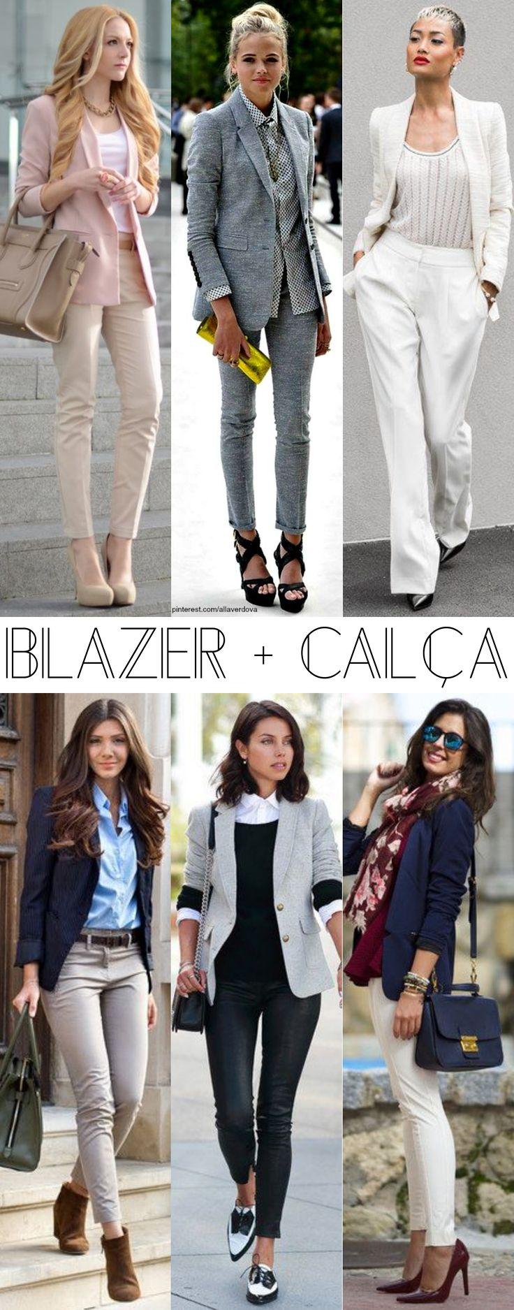 Blazer: Como Usar (Peças Essenciais)